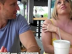 Reality Kings - Curvy blonde milf shows off