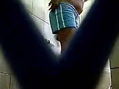 Spying NOT my hot sister in shower. Hidden cam