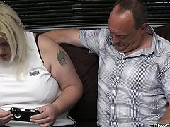 BBW Secret brings you very intense free porn video where you can see how this hot blonde bbw gets her cunt banged deep and hard into a massively intense orgasm.
