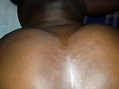 BIG AFRICAN BOOTY: