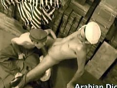 Enchanting Arab boys fucking wildly. They are taking you back in time today. Join these young arab lovers making out sucking thick hard cock and taking it up the ass.
