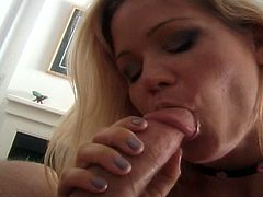 Endless pussy pounding experience as this phenomenal big tits blonde biker slut rides huge boner in vintage hardcore fun.