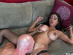 This is a hot fuck and blowjob scene with a horny hottie sucking a hot cock and gets her pussy screwed hardcore.