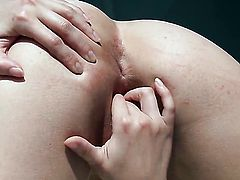 Amirah Adara with tiny breasts and bald bush loves fucking herself for you to watch and enjoy