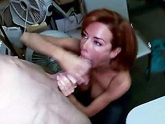 Veronica Avluv proves sexy redheads are totally wild and horny for fuck