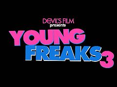 Devils Film presents Young Freaks 3 trailer