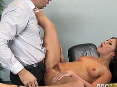 naughty adriana is fucked by her doctor