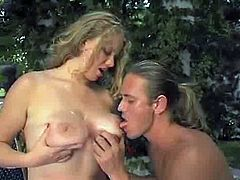 Victoria Virgin a Blond Outdoor Wonder
