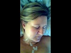 Wife Jayne Cumshot compilation