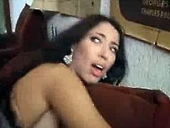 Arab Bae fucked with Stockings
