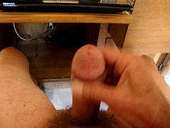 Watching tit play and jacking