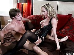 Billy Hart puts his rod in fabulously hot Brandi Loves muff