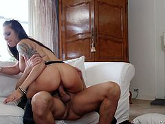 bosses wife rode my cock @ seduced by the bosses wife #03
