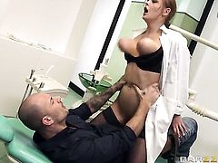 Mike Angelo wants to drill naughty Candy Alexas backdoor forever