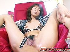 Hiromi aoyama gets cunt sucked real real part2