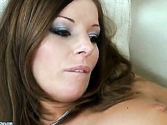Blonde and lesbian Debbie White have wild sex on cam for you to watch and enjoy