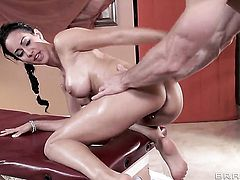 Johnny Sins has unforgettable sex with Senorita Isis Love