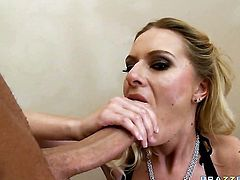 Riley Evans with small boobs is an anal slut who knows what to do with Keiran Lees erect ram rod