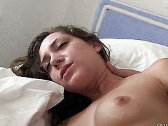 Remy Lacroix satisfies her anal needs and desires with horny guy Mark Wood