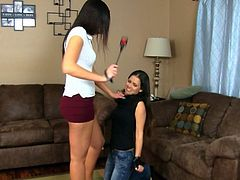 Lesbian Domination Play 1