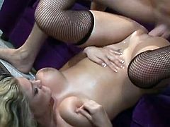 Fellow that gal Bailey is one hot and horny slut and this is for sure. Here you will be seeing that sexy ass gal at this point inside some of the wildest motion where you will be seeing that hottie rammed so hard.