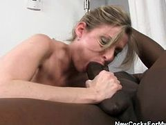 Cock Sucking Wifey Lya Gets Fucked