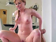 Codi Lewis is one hot blonde piece of milf ass that is going to get it real bad for being a milf and yet so hot and hungry for the dick.