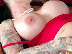 Huge tits Danika steals step moms boyfriend
