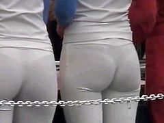 WOW!!! promoters, cameltoes and asses