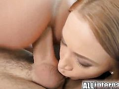 Lindsey Olsen and Nataly Gold in a threesome