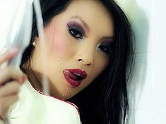 Asa Akira porno. What else is there to say. This lovely Asian has a hot body and she is not afraid to show it. And use it. watch her get a dildo in her ass