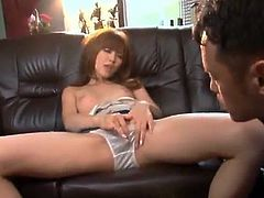 Dicked Rina Kato tied And Deviously Used As A Smut Sex Doll