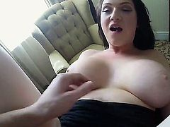 Is there anything better in Britain than fucking some natural Brit jugs in sexhotel Hell, no! This lucky tourist gets a tit job, blow job, any job in this pov video by this cock hungry British girl.