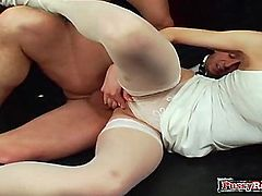Hot secretary extreme fuck