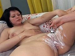 Milf fucking sons girlfriend