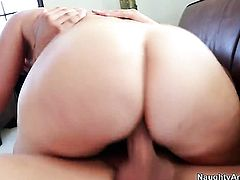 Mackenzee Pierce has some time to give some pleasure to hard dicked guy Mick Blue