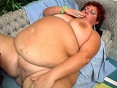your fat mommy is horny