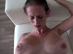 red beauty gets fucked