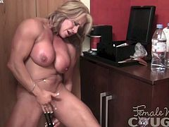 Muscle Lesbian: Free Interracial Porn Video f7 - xHamster