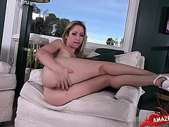 Busty pussy hard anal