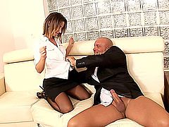 Jada Stevens - Perfect Secretaries