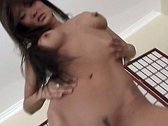 Hot Korean Lucy Lee lays it all out