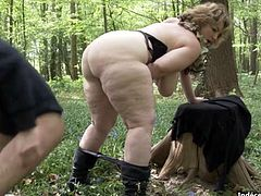 Holden recommend best of bbw in horny woods the