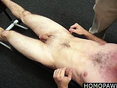 Amateur gym trainer gets nailed