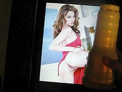 Jenna Haze SOP with Fleshlight action!