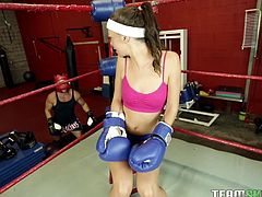 stella packs a sex punch in the ring