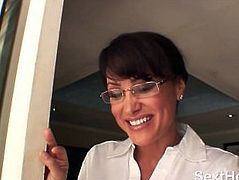 Lisa Ann Banged by Huge Black Dick