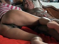 Natural Asian Wife Blowjob and Fuck