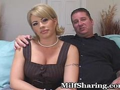 Reluctant Hubby Shares His Hot Wife