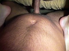 Two horny babes are desperately craving for a hard dick. Seeing them kissing and eating pussy is a huge turn on. Watch these hot ladies getting dirty and sucking a guy's cock with enthusiasm. Don't miss the inciting hardcore scenes!